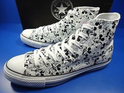 Primary image for 100th anniversary CONVERSE × MICKEY All Star US10.5