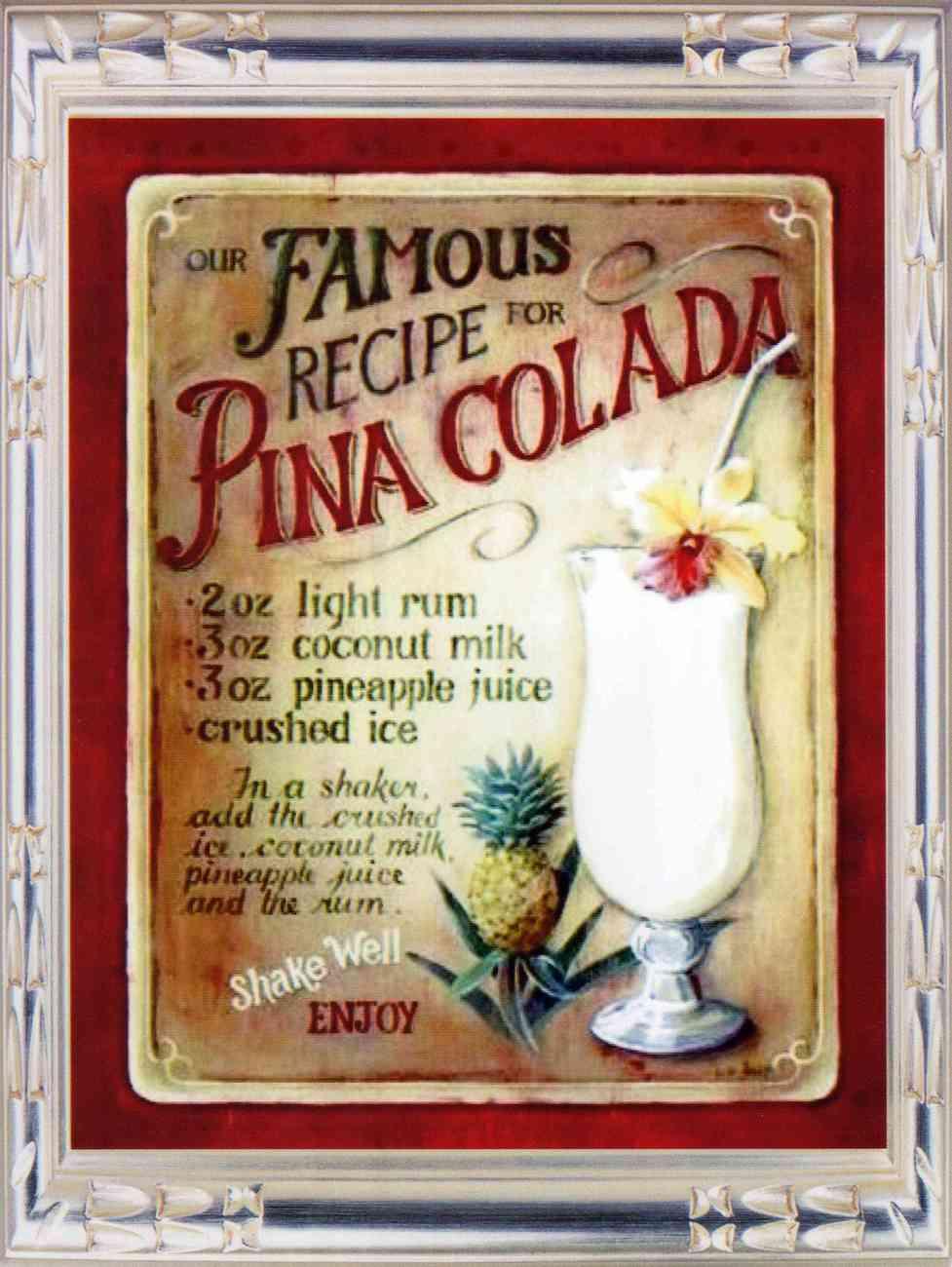 Cocktails pina colada 03