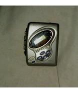Sony Walkman WM-FX281 FM/AM/TV/Weather- Cassette Player Does NOT Work! - $11.95