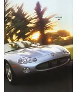 2002 Jaguar XK XKR sales brochure catalog US 02 4.0 V8 S/C - $15.00