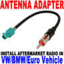 40-EU10 VW/BMW/Euro Vehicle Antenna Adapter EU-6 EU6 - $5.65