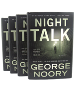 Night Talk A Novel by George Noory 2016, A Forge Hardcover (Lot of 4) - $13.24