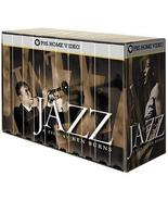 Jazz: A Film by Ken Burns [VHS] [VHS Tape] [2001] - $14.80