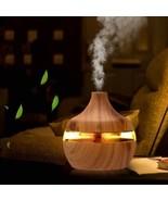 Glow In The Dark Touch Twist Ultrasunic Mist Diffuser US Seller - $28.71