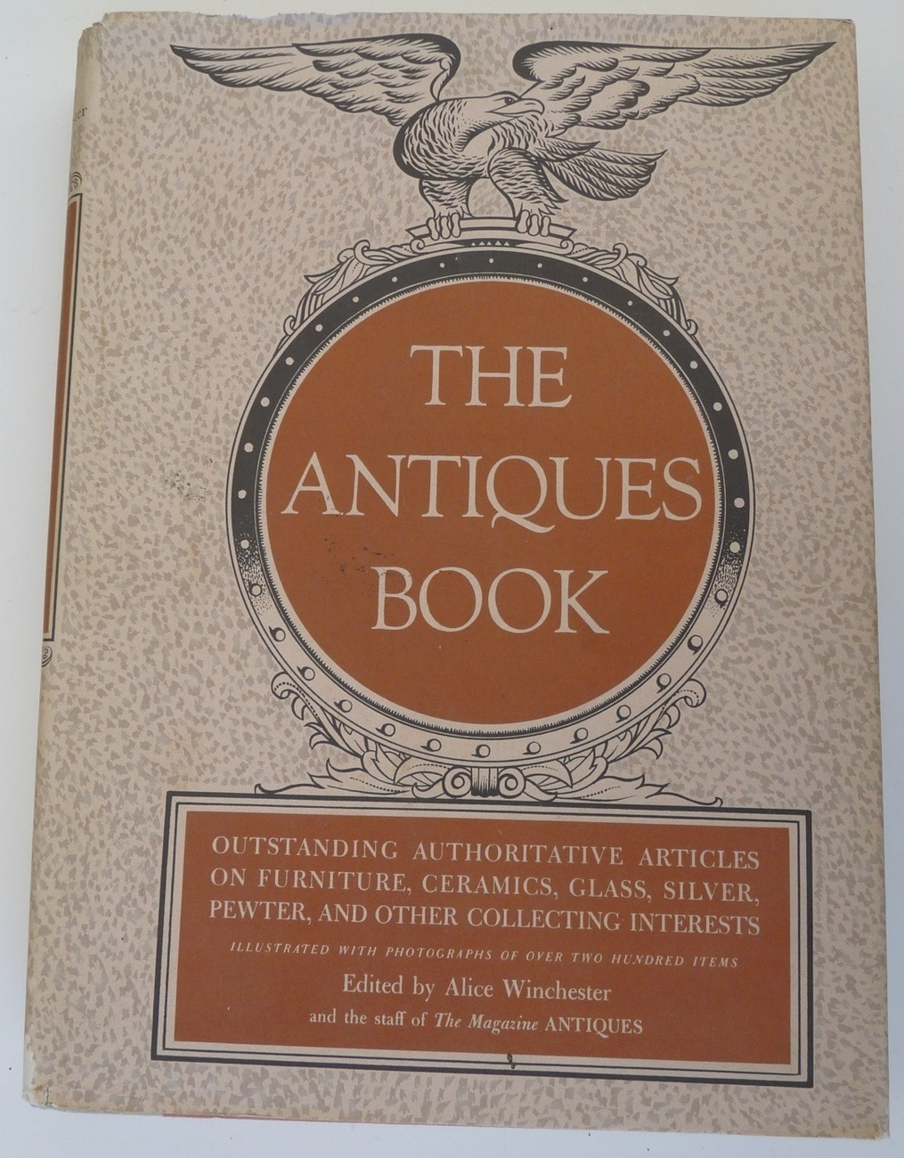 Antique Book Alice Winchester collectibles book primitives US