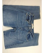 """Boys Levi's 505 Straight relaxed 18 Blue Jeans 28"""" inseam (#8) - $6.00"""