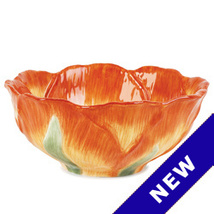Fitz and Floyd Florentina Small Floral Bowl NIB - €18,05 EUR