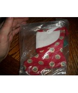 Charles Craft Ornament Stocking to Cross Stitch *Stocking Only - $5.00