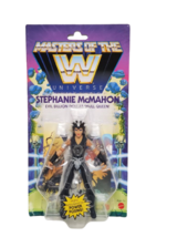 NEW SEALED 2021 Masters of the Universe WWE Stephanie McMahon Action Figure - $39.59