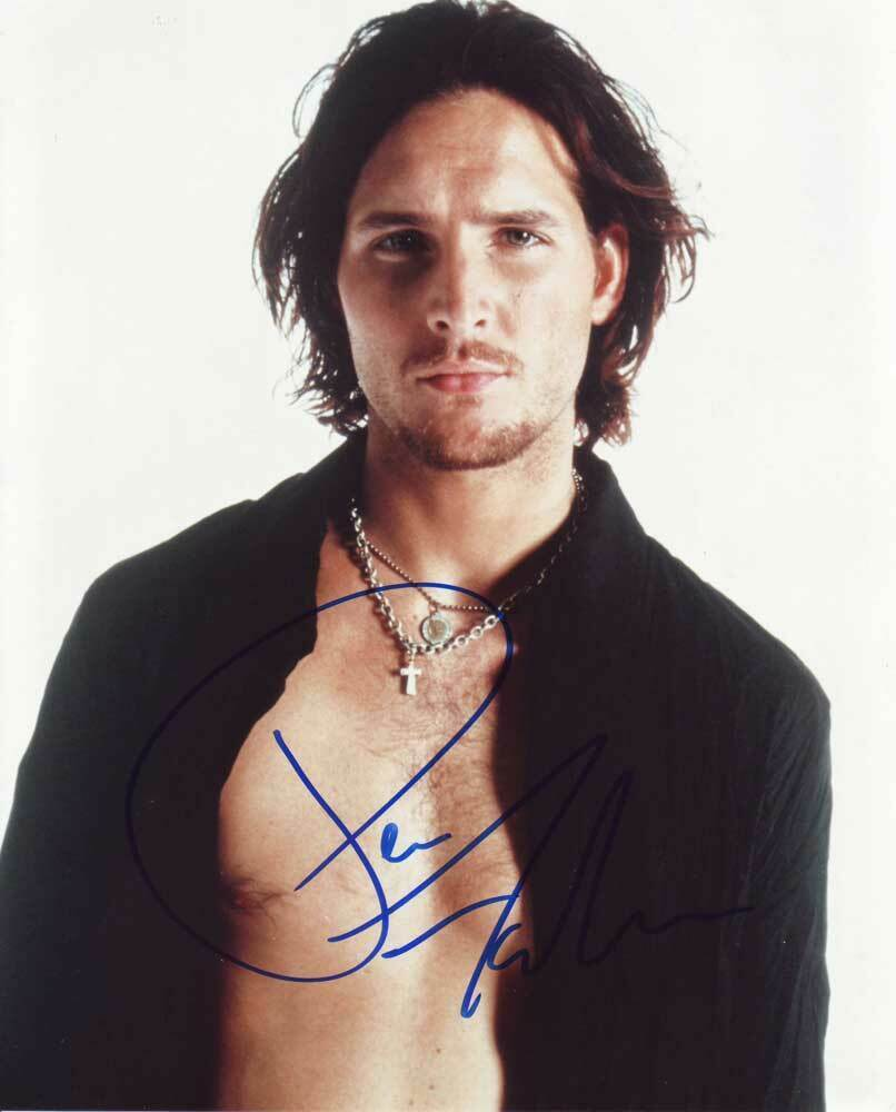 Primary image for Peter Facinelli In-person AUTHENTIC Autographed Photo COA SHA #11276