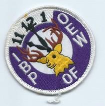 ELKS IBP of OEW patch #1527 - $9.01