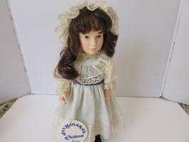 """Effanbee Jan Hagara's Cristina Doll 15"""" With Tag 1983 - $14.95"""