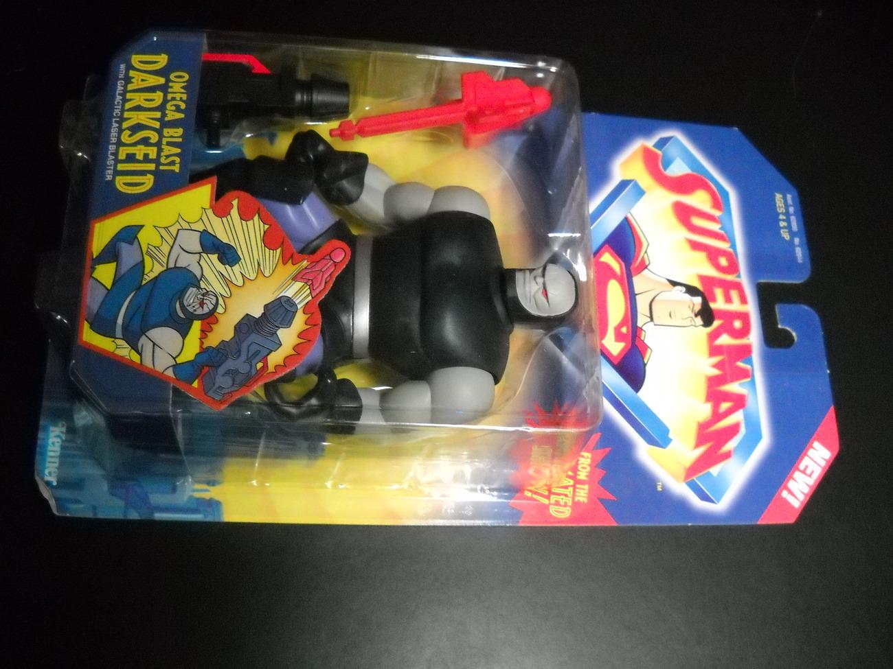 Toy superman kenner 1996 animated series darkseid moc 02