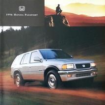 1996 Honda PASSPORT sales brochure catalog US 96 LX EX - $9.00