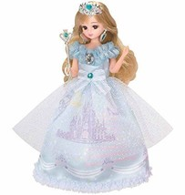 New! Licca chan Doll LD-04 Twinkle Princess Takara Tomy Japan F/S - $51.41