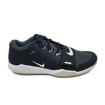 Nike Men Alpha Menace Turf Low Black White Football Cleats AQ8129 001 Size 12 1A - $62.95