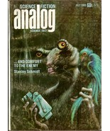 ANALOG SCIENCE FICTION MAGAZINE JUL 1969 FINE RARE - $4.95