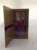 1996 NIB Mattel Avon Exclusive Winter Rhapsody Barbie Doll Fashion Dress... - $18.69