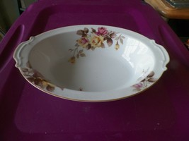 Noritake oval serving bowl (N649) 1 available - $16.24