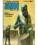 ANALOG SCIENCE FICTION MAGAZINE SEP 1971 FINE RARE - $4.95