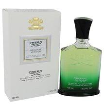 Creed Original Vetiver 3.3 Oz Millesime Eau De Parfum Spray   image 5