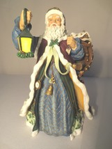 "Thomas Kinkade - ""A Gift from St Nicholas "" Figurine COA - $25.00"