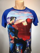 Superman Tee Shirt Size S Mens Small DC Comics Small - $18.69