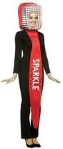 Rasta Imposta Toothbrush Dental Dentist Adult Unisex Halloween Costume GC6125 - $32.99