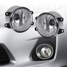2pcs Fog light Lamp Right + Left Set For Toyota Camry Corolla RAV4 Yaris for Lex - $64.34