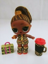 LOL Surprise Doll Big Sister Cheetah Girl Baby With Accessories - $9.74