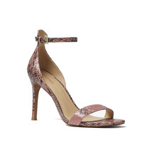 Michael Kors Harper Rose Genuine Snake Leather High Heel Pumps 6.5 NIB - $103.46