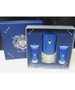 Givenchy Pour Homme Blue Label 3 Ppc Set Eau De Toilette Shower Gel Afte... - $84.15