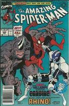 Amazing Spiderman #344 ORIGINAL Vintage 1991 Marvel Comics 1st Cletus Ka... - $89.09