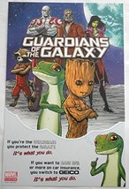 "Guardians Of The Galaxy Geico - 11""x17"" Original Promo Movie Poster Sdcc 2017 Ma - $24.49"