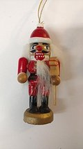 Nutcracker Wooden Ornament (F) - $7.50