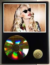 Iggy Azalea Limited Edition 24 Kt. Gold CD Display Plaque - $56.95