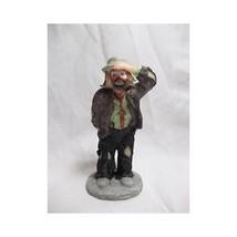 Vintage KELLEY JR FLAMBRO CLOWN FIGURINE kelly miniature collection retired - $21.98