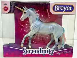 Breyer 97267 Serendipity Magical Unicorn Model Horse Classics 2019 1:12 ... - $30.51