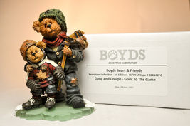 Boyds Bears: Doug and Dougie Goin' To The Game - 1st Edition 1E/1947 # 228342PO image 6