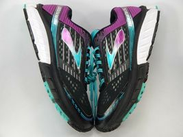 Brooks Ghost 9 Size US 10 M (B) EU 42 Women's Running Shoes Black 1202251B092 image 6