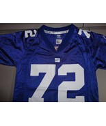 Indianapolis Colts 72 Osi Umenyiora Reebok Onfield Screen NFL Jersey You... - $19.64