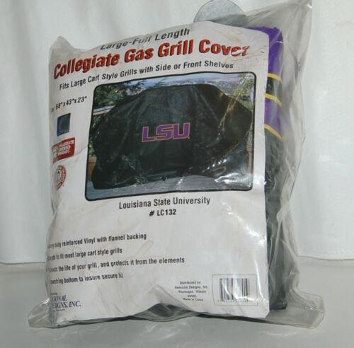 Seasonal Designs LC132 Collegiate Louisiana State University Gas Grill Cover