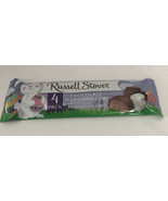 4 Pack Russell Stover Chocolate Marshmallow Filled Easter Eggs SHIPS N 2... - $10.77