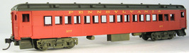 Funaro & Camerlengo HO PRR P-54 Coach  2CP2 trucks ONE PIECE BODY 6950 image 2