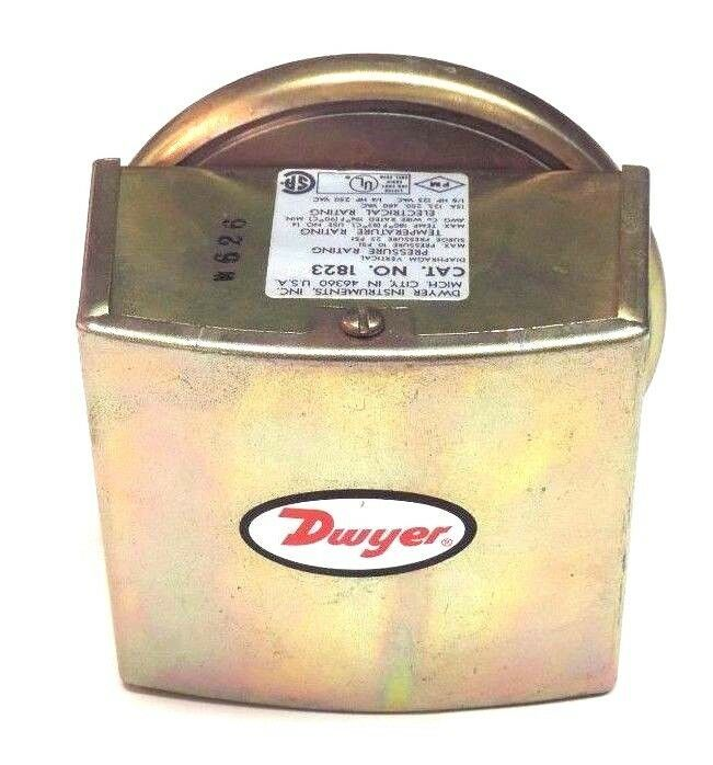 DWYER 1823-20 LOW DIFFERENTIAL SWITCH 182320
