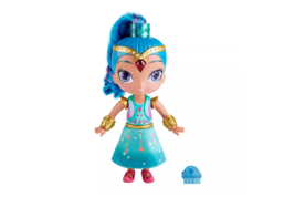 Fisher-Price Nickelodeon Shimmer&Shine Wish&Twirl Shine Doll 30+ Phrases... - $29.65