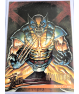 Fleer Ultra X-men Promo Card  Wolverine Bone claws  Trading Card - $19.00