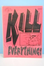Kill Everything! The Friendly Game of Genocidal Warfare - Team Frog Studios 1993 - $26.68