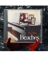 Beaches: Original Soundtrack Recording By Bette Midler [CD]  - $6.38
