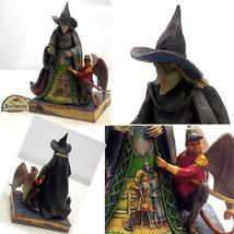 Jim Shore Heartwood Creek from Enesco Wicked Witch Figurine 8.5 IN - $140.47